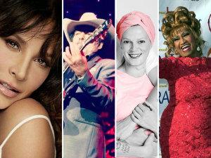 TOP 10: Cantantes a los que el cáncer les arrebató la vida