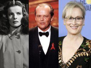 TOP 5: Los actores que más veces han ganado el Oscar