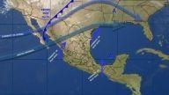 Frío, lluvias y viento afectan la mayor parte de México