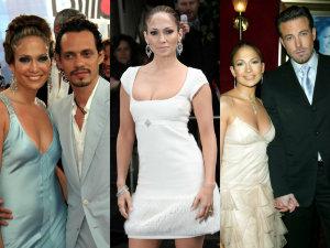 ¡Cayeron! Jennifer Lopez y los galanes que enamoró con su cuerpazo