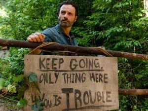¡Más zombies! 'The Walking Dead' no reducirá su nivel de violencia