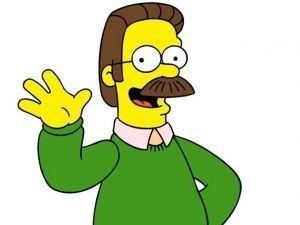 Muere Agustín Sauret, voz de 'Ned Flanders' en 'Los Simpson'