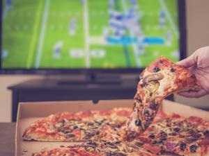 Super Bowl pizza: receta deliciosa para que el Super Tazón sea una fiesta