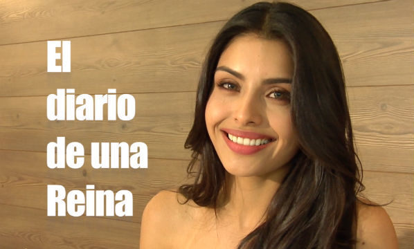 VIDEO: ¡Llegó el momento de la pasarela! Kristal lista para certamen
