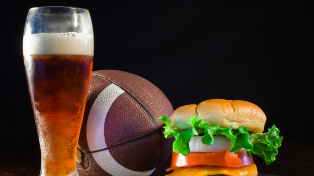 Hamburguesa para el Super Bowl: una súper burguer bowl que amarán los futboleros