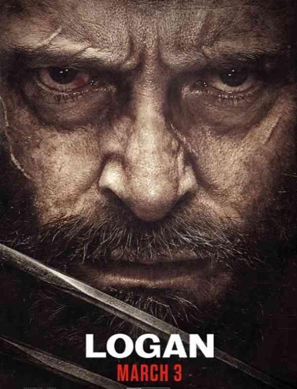 Presentan nuevo póster de 'Logan', última película de Hugh Jackman como 'Wolverine'