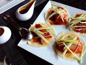 Comida china con el sabor de Mexicali
