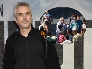 Producción de Cuarón ofrece disculpas por la filmación de 'Roma'
