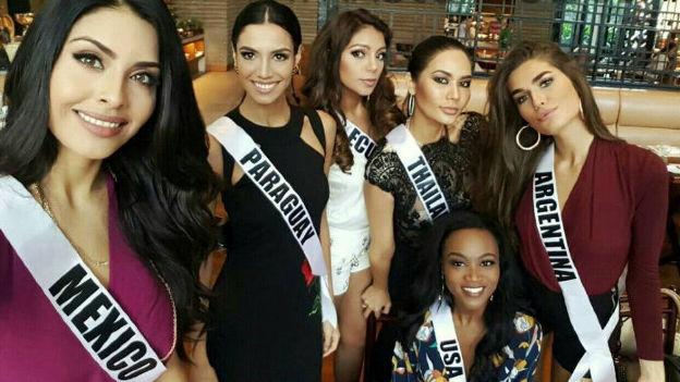 ¡Sensualidad y cuerpos perfectos! Así arrancó Miss Universo 2016
