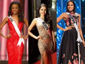 ¡Pasa México! Conoce a las 13 semifinalistas de Miss Universo