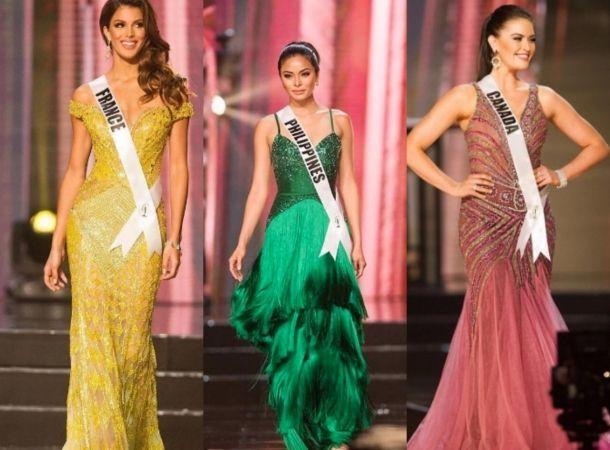 Las 13 semifinalistas a Miss Universo 2016