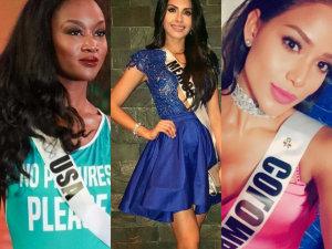¡Sigue México! Descubre a las 9 semifinalistas de Miss Universo