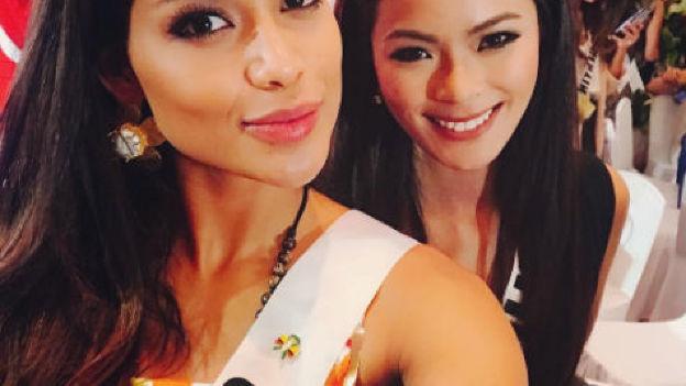 ¡Preguntas y respuestas! Reinas de belleza demuestran su inteligencia en Miss Universo