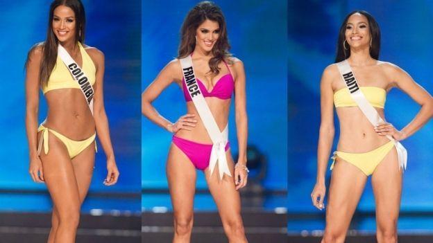 ¡Rumbo a la corona! Ellas son las finalistas a Miss Universo