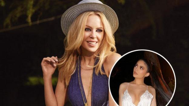 Kylie Minogue se enfrenta legalmente a una Kardashian... ¡No creerás quién ganó!