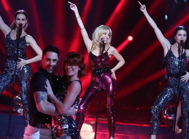 Kylie Minogue no quería perder su nombre artístico en Estados Unidos