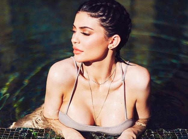Kylie Jenner metió demanda para que nadie más pueda usar el nombre como marca