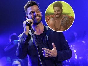 Quieren mostrar la 'vida loca' de Ricky Martin... ¡Con todo y Maluma!