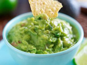 6 beneficios para la salud de un guacamole al estilo Super Bowl