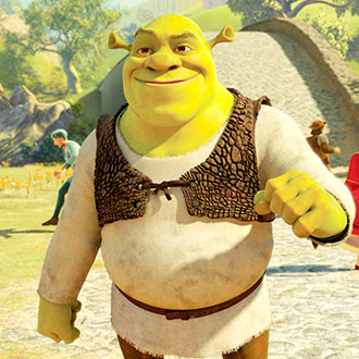 Todas las referencias de Shrek en un solo video