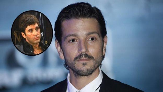 ¡OMG! Diego Luna protagonizará la nueva versión de 'Scarface'