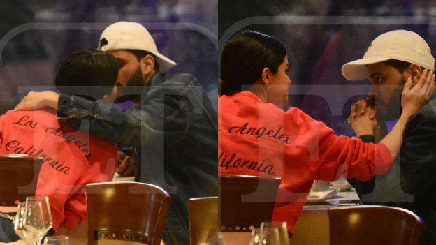 Selena Gomez tiene un candente romance con The Weeknd