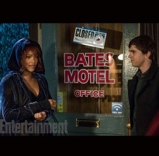 Primer vistazo de Rihanna en la quinta temporada de