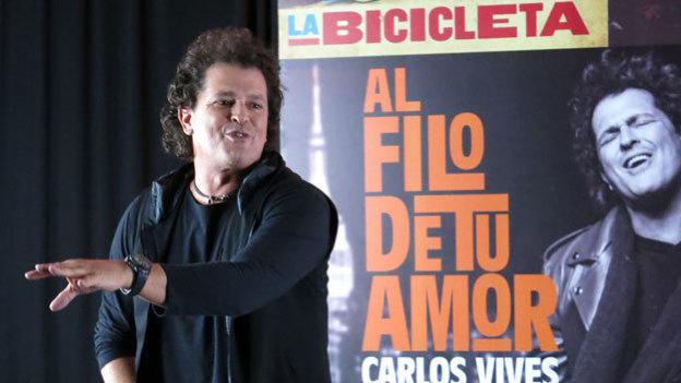 Carlos Vives le entra al reggaetón con Wisin