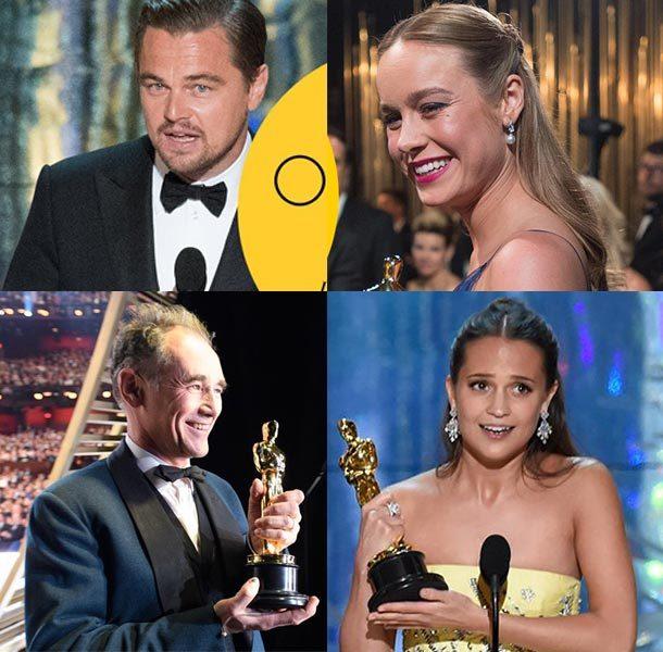 La Academia revela a los primeros presentadores de los Premios Oscar 2017