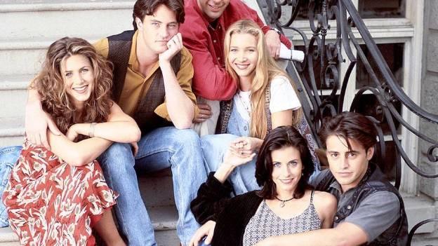 TEST ¿Cuánto recuerdas de la serie 'Friends''?