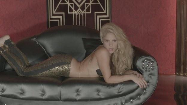 ¡Con cuerpazo! Shakira demuestra que es la cuarentona más sensual (FOTOS)