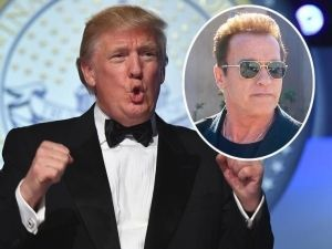 Donald Trump se burla de Arnold Schwarzenegger por 'The Apprentice' (VIDEO)