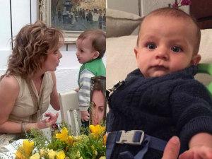 ¿Por qué León, hijo de Silvia Navarro, es la sensación de Instagram?