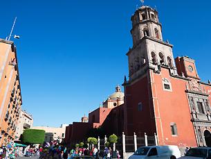 10 lugares turísticos para visitar en Querétaro