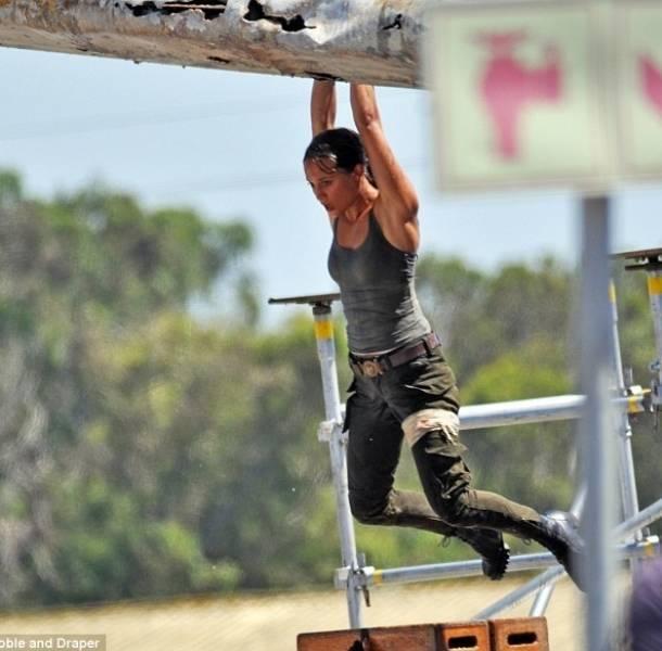 Alicia Vikander protagonizará la nueva versión de 'Tomb Raider'