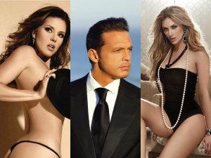 ¡Corazón de condominio! Las sexys mujeres de Luis Miguel