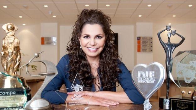 Rosy Ocampo es designada Vicepresidenta Corporativa de Contenido de Televisa