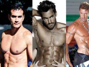 ¡Están bien buenos! Los hombres mexicanos más sexys del espectáculo