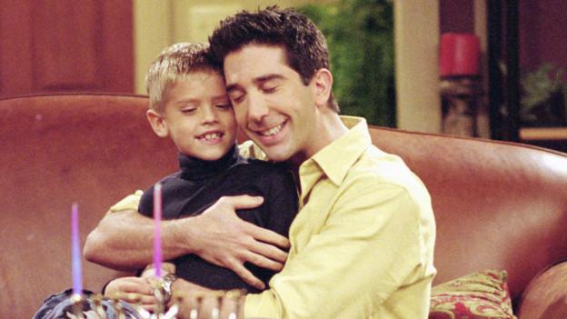 ¡Mira cómo ha cambiado el hijo de 'Ross' en 'Friends'! (FOTOS)