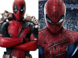 ¡OMG! Revelan que 'Spider-Man' y 'Deadpool' son más que amigos