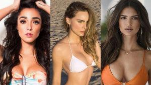 ¡Ufff! Guerra de bikinis: Las bellezas que querrás para San Valentín