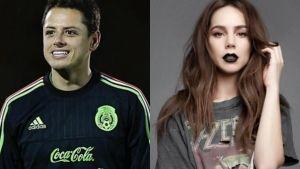 ¡Así mantienen Camila Sodi y 'Chicharito' viva la llama de la pasión!