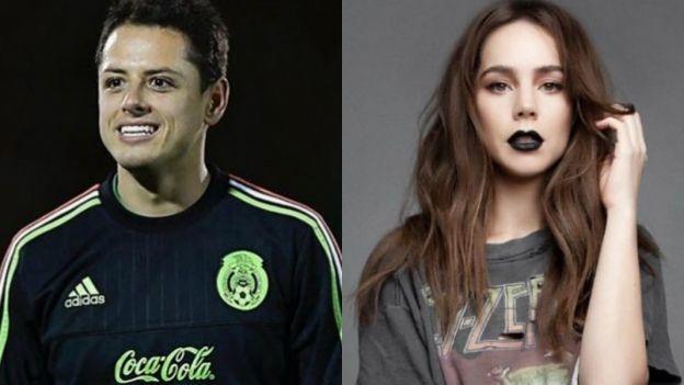 ¡Triángulo amoroso! Destapan detalles de la infidelidad de 'Chicharito' con Camila Sodi