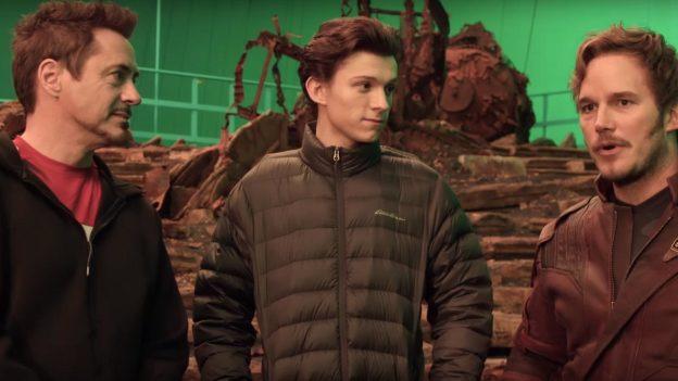 VIDEO: Superhéroes más famosos de Marvel comienzan a filmar 'Avengers: Infinity War'