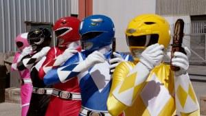 ¡OMG! Los Power Rangers podrían regresar a la televisión