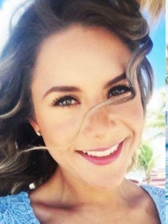 ¡Alejandra García, una belleza caída del cielo!