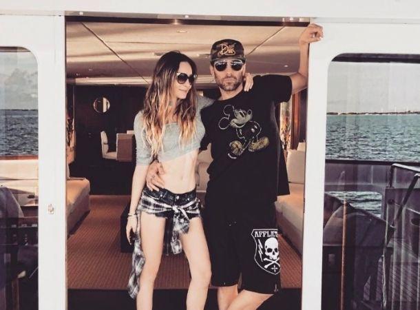 Criss Angel se puso romántico con Belinda en Instagram