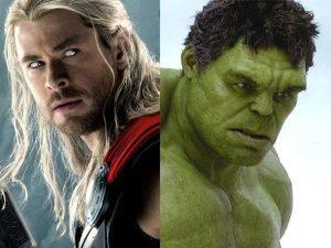 'Hulk' y 'Thor' tendrán una gran pelea en 'Ragnarok' (FOTOS)