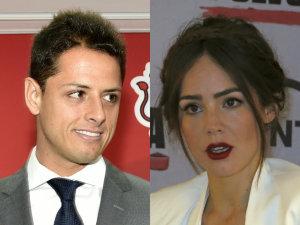 ¿Lo aceptan? Así festejan Chicharito y Camila Sodi San Valentín (FOTOS)