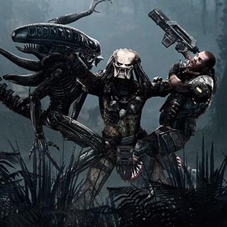Ex-soldado ataca a joven con arma de Alien vs. Depredador